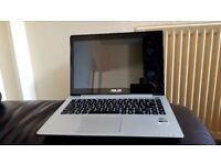 Asus S400c ultra book (Touch Screen Laptop)