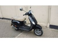 Piaggio VESPA LX 50 new tyres and 12 month MOT - Only 3600 miles