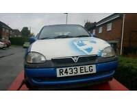 Vauxhall Corsa B Petrol Breaking for Spares
