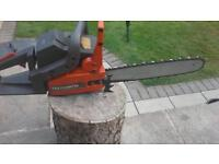Husqvarna 40 professional chainsaw in excellent condition