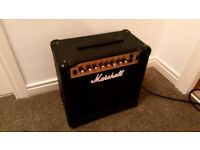 Marshall MG15DFX Amplifier for sale .