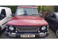 Landrover discovery 2.5 diesel manual