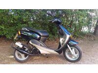 Yamaha Neos 50cc YN50 Two Stroke Scooter like aerox nrg piaggio runner etc