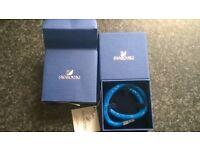 Brand new swarovski stardust double wrap bracelet/choker