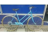 Raleigh ladies road city bike bicycle