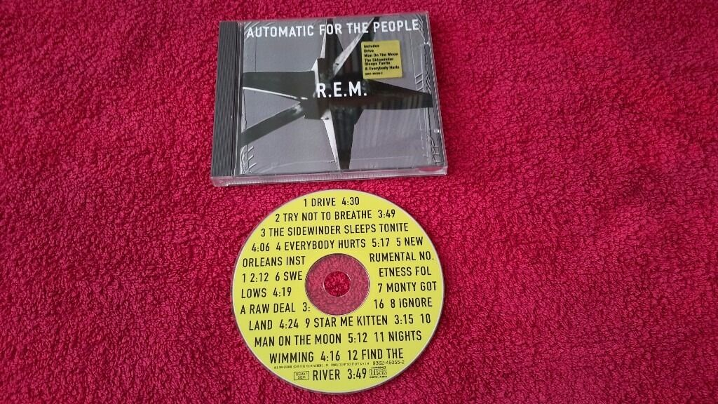 CD. REM. Automatic for the people.