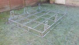 Roof rack for Landrover Defender SWB