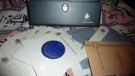 Linguaphone Learn German set with Vinyl 7inch records