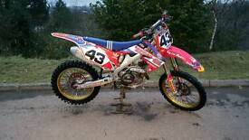Crf 450 2012