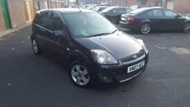 Ford fiesta zetec 1.2 2007 full service history from new