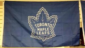 Maple Leafs Flag - 5' X 3' Large