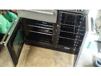 Rangemaster duel fuel cooker in good order gas fiting and 3 pin plug easy . genuine reason for sale