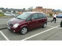 Vauxhall meriva cdti deisel 1.7