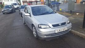 Vauxhall Astra 1.8 Sri Sport. Very good Condition only 499£ Ono