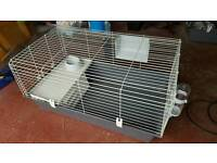Rabbit Cage Hutch Medium
