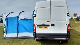Vauxhall Movano Campervan 2.5 CDTI, LWB High roof