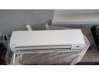 Toshiba Air Conditioning Wall Mounted Digital Inverter RAV-SM806KRT-E /SPARES/
