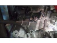 Astra H 1.7cdti gearbox 5speed