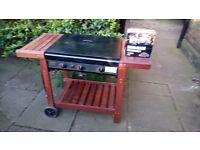 Gas Barbeque - Sunshine Legend. Well used but in fairly good condition