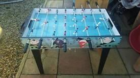 Football table/pool table