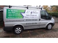 5 Star Gutter Cleaning Services. Based in Coalville