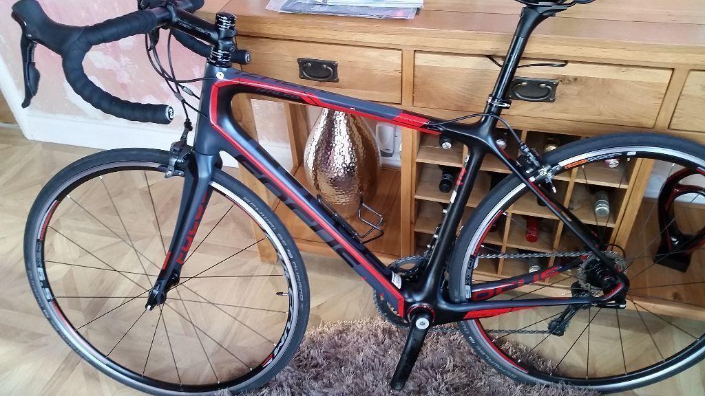 Focus Izalco Ergoride 1 0 2015 Full Carbon Road Bike Ultegra