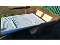 Nice Sofa bed (delivery available)