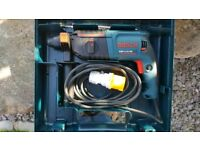 BOSCH PROFESSIONAL 110V SDS HAMMER DRILL GBH 2-22 RE
