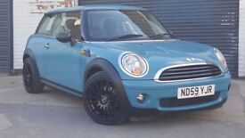2009 MINI ONE 1.4 PETROL ++ ONLY 46K MILES ++