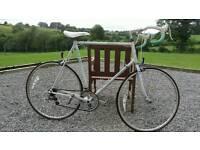 Raleigh Elan men's retro bicycle classic rare
