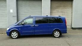 2012 Mercedes vito 113 traveliner 9 seater minibus