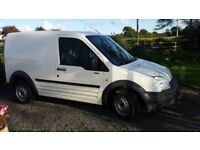 Ford Transit Connect 2005 Diesel Full Year MOT