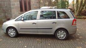 Vauxhall Zafira B 1.6. Life