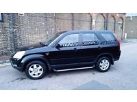 HONDA CRV EXECUTIVE FULLY LOADED £3200 ono