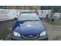Quick sale or swap toyota avensis 1.8 GS-vvti