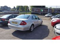 2003 E270 AUTOMATIC MERCEDES FULL SERVICE HISTORY MOT UNTIL 06 05 2017 NATIOWIDE WARRANTY AVAILABLE