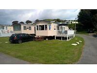 Challaborough, South Devon - Static caravan for sale