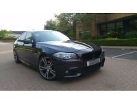 2012 BMW 520D M SPORT FULLY LOADED PX AUDI RS4 MERCEDES AMG BMW M3 RANGE ROVER