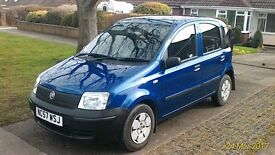 Fiat Panda '57' plate. Low miles. MOT 2018. Great condition car. Service history.