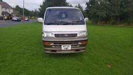 Toyota Hiace super custom automatic