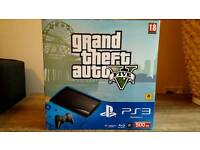 PS3 SuperSlim 500Gb - mint condition + games