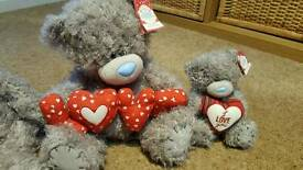 Me to you bears x3