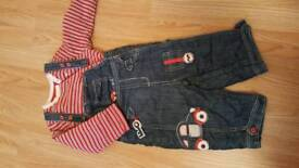 Winter clothes i change for pack of pampers size 6