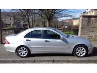 Mercedes C220 Classic 2005 (05)**Diesel**Full Years MOT**An Iconic Mercedes for ONLY £1995!!!