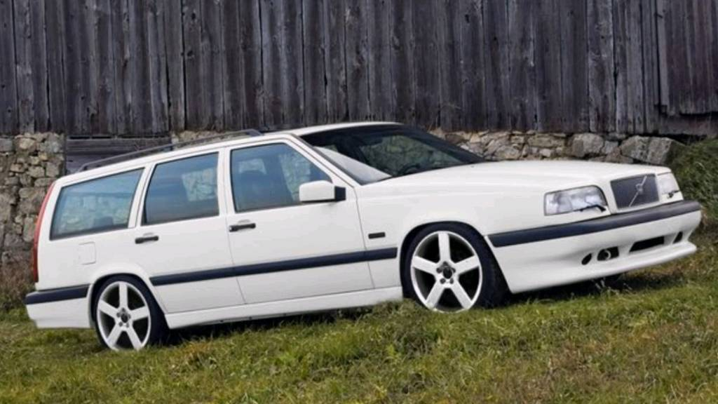 volvo 850 manual t5 t5r 7 seater project in dunoon argyll and bute gumtree. Black Bedroom Furniture Sets. Home Design Ideas