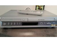 Sony Dvd/Vhs player recorder