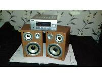 Amplifier+ Speakers