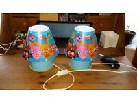 Moshi Monsters Childrens Bedside Safety Lamps