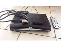 Sky HD Box Plus Remote and Gold Plated Skat Cable