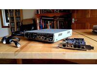 Creative Professional E-MU EMU 1820M Audio Interface Studio System / soundcard